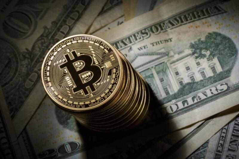 câte bitcoin în dolari